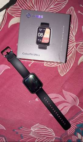 Noise ColorFit Ultra Smartwatch with 1.75 inch