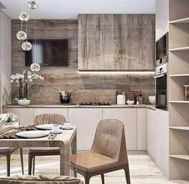 Kitchen set / dapur kering