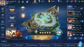 jual wts bid akun mobile legends ml banyak skin special murah