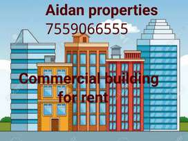 13000 sqft commercial building for rent near high school jn kollam