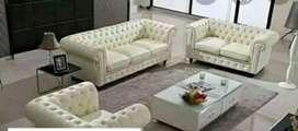 Sofa clasterfild bludru