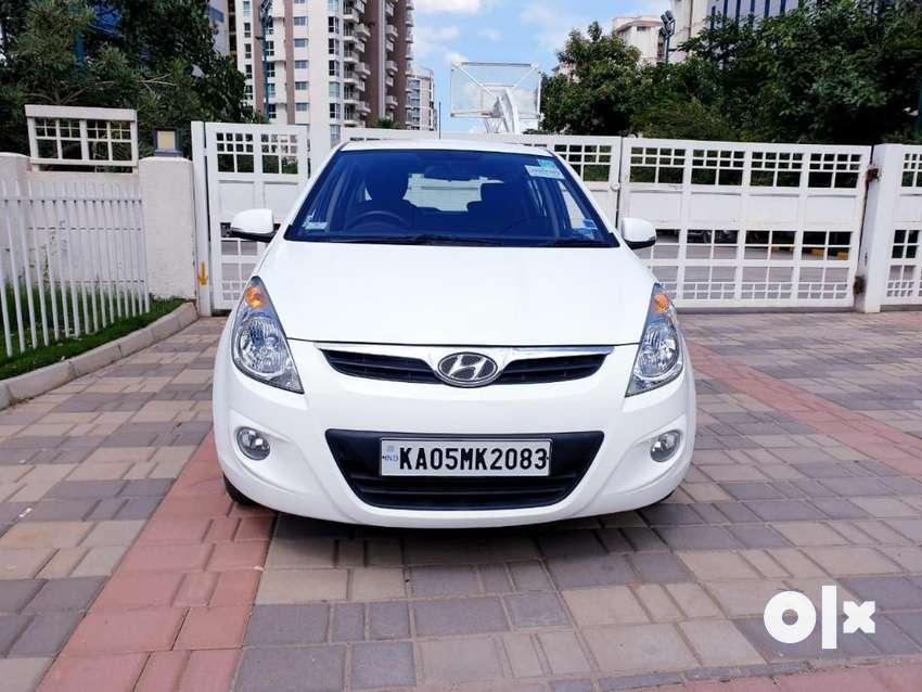 Hyundai I20 Asta 1.4 CRDI, 2011, Diesel 0