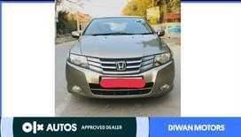 Honda City 2008-2011 1.5 V AT, 2009, Petrol