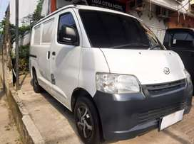 Granmax blindvan ac. Double airbag limited