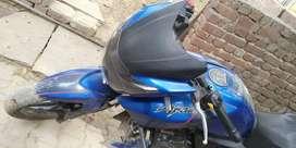 Rtr 160 matte blue color