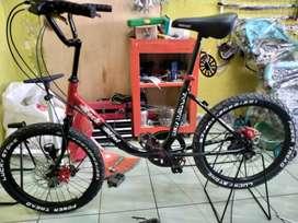 Sepeda minion u 20
