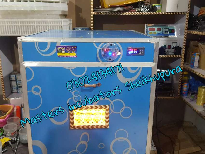 Goods quality incubator, brooders and cages 0
