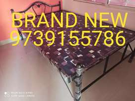STAR BRAND NEW DOUBLE COTS FOLDABLE WITHOUT STORAGE IN BANGALORE