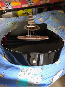 Granada,Acoustic Guitar Black colour