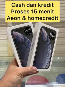 Iphone xr 64gb resmi ibox cash kredit proses aeon dan homecredit