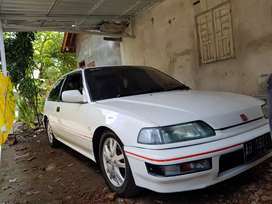 Civic Nouva 1990 AB Putih