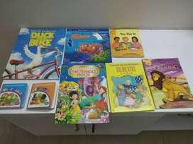 kids Story Books set of 20 books, motivational, good english,