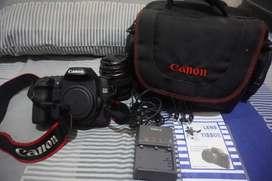 DSLR EOS Canon 50D (Body Only & Camera) plus Original Accesories