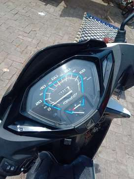 a Scooty in good condition