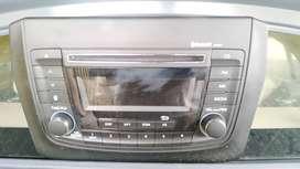 Swift DZire VXi Audio player with bluetooth