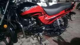 Hero Honda passion plus Red 2009