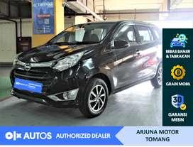 [OLXAutos] Daihatsu Sigra 2017 1.2 R Deluxe M/T Hitam #Arjuna Tomang