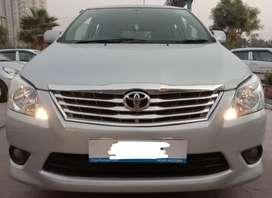 Toyota Innova 2.5 G (Diesel) 7 Seater BS IV, 2012, Diesel