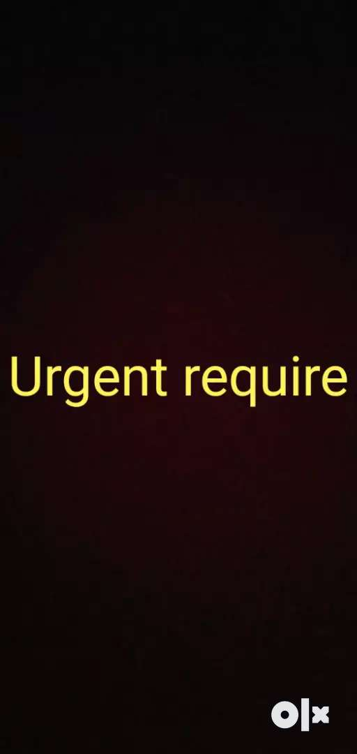 urgent require.....best option for both men and women to earn money 0