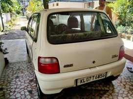 Maruti Suzuki 1000 to 1997 Petrol 112541 Km Driven