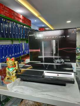 PS3 FAT CECHL 160GB READY SIAP MAIN FREE GAMES PAKET 2STIK