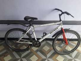 Sky rock bicycle with disk break good condition