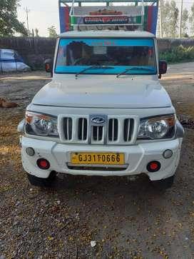 Mahindra Bolero Pick-Up FB
