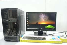 Intel i3 Pro (4gb Ram 500gb Hdd) Fullset Pc & Service Support