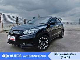 [OLX Autos] Honda HRV 2016 E 1.5 Bensin Hitam #Shava