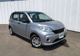 Toyota Passo Get on easy Monthly Installment..