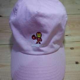 Caps MARVEL IRON second original