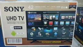 DISCOUNT OFFER!! SONY 4K SMART UHD LED TV