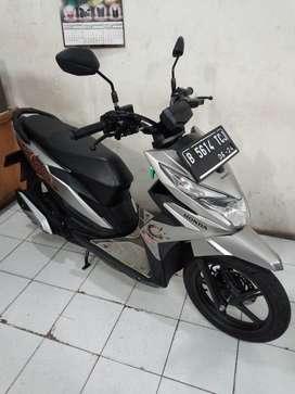 Honda New Beat Street 2019 bln 6 full orsinil km 1000an Super Istimew