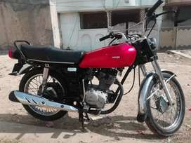 I want to cell my Honda urgently exchange b possible ha only 125 k 7