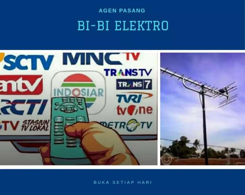 Toko pasang baru antena tv bogor timur 0