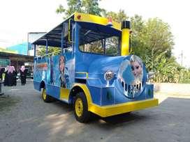 kereta mini wisata odong2 kualitas oke DZ