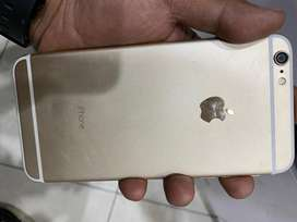 iphone 6+ 64 gold