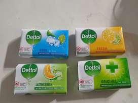 Dettol Sabun antiseptic 60gr