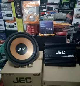 Plus Pasang, Subwoofer JEC+Power JEC+Tweeter MB quart+Box+Kabel2