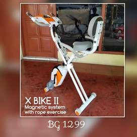 Magnetic Bike Sepeda Statis // Raikin 07.36