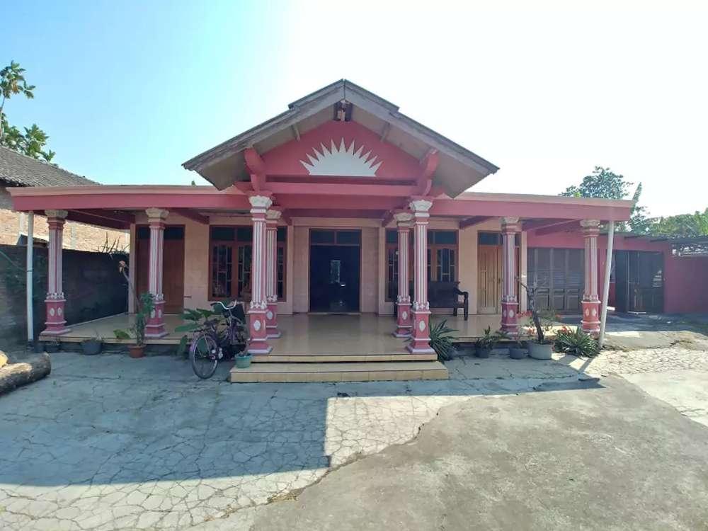 jual rumah di karangwuni, juwiring, klaten nego