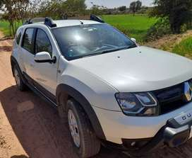 Renault Duster 2017 Diesel Well Maintained