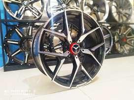 Velg AMG R18x8 H5x114 bisa utk mobil mercy