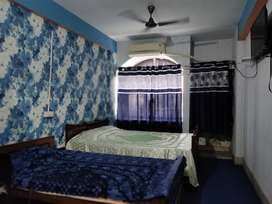 Furnished 2bhk Guest House Space Available For Rent In Kestopur