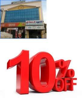 2020 Marriage Bookings with 10% discount in meenakshi mahal,vallalar