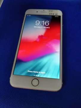 Apple iPhone 7+ 128gb rose gold