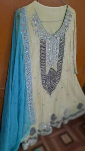 Walima maxi ,heavy work and order made .