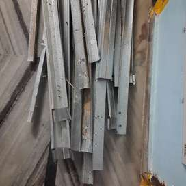 Gyprox ceiling material