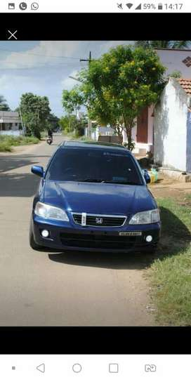 Honda City 1.5 E Manual, 2001, Petrol