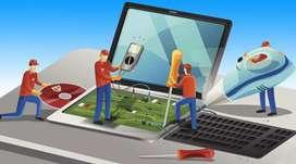 Service Komputer & Laptop
